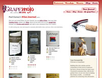Learn about GrapeMojo the online wine journal